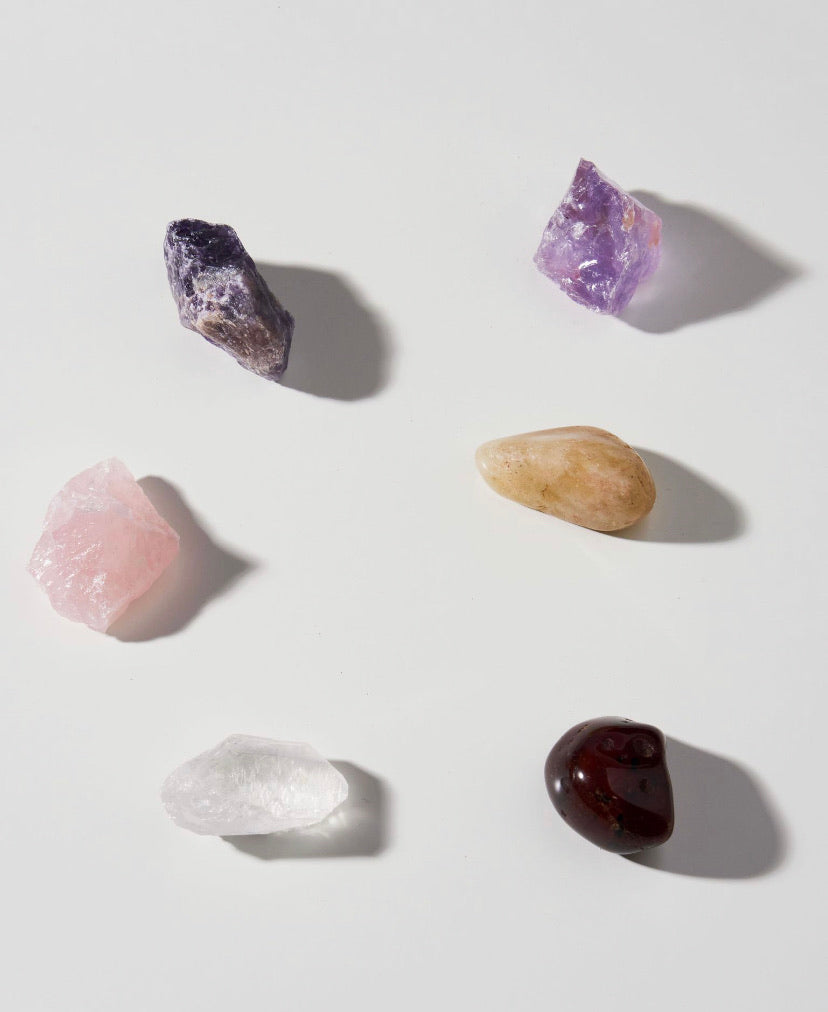 Virgo Zodiac Stone Set