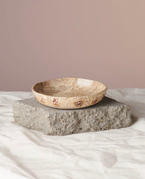 Nerikomi Offering Bowl