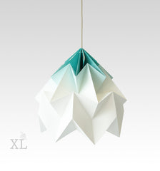Snowpuppe  - Moth XL Gradient - mint