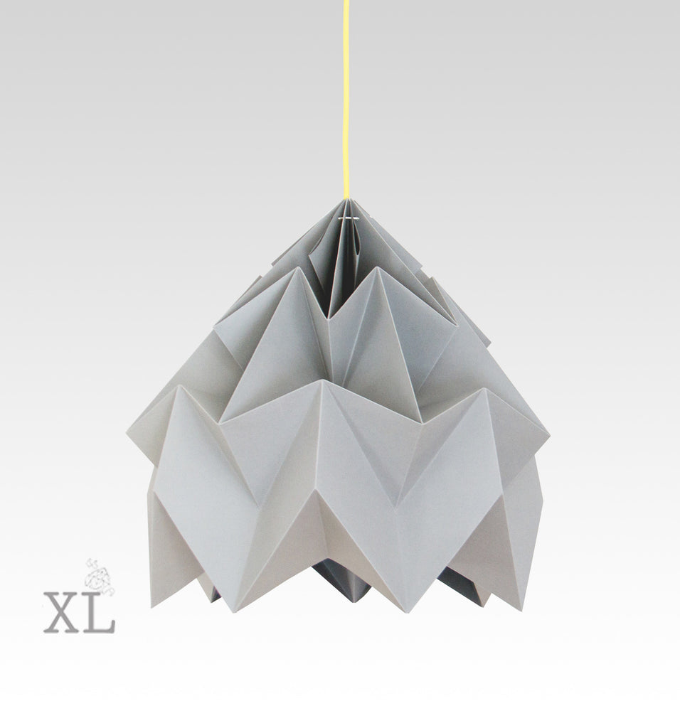 Snowpuppe  - Moth XL - grey