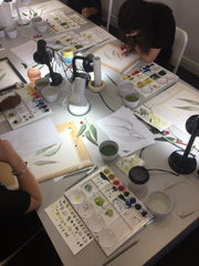 BOTANIC ART WORKSHOP | SUNDAY 22 March | 2020
