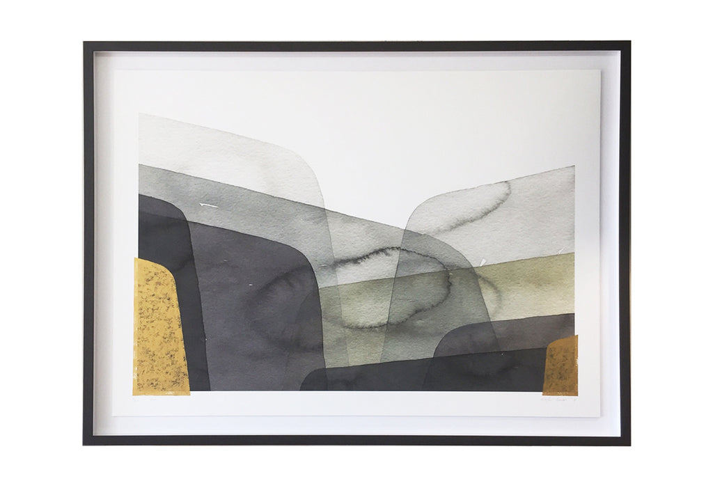 Stefan Gevers limited edition print - DUSK