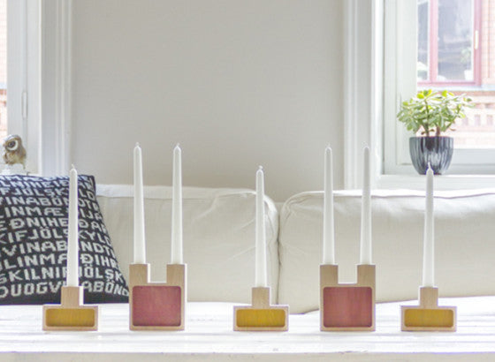Join- candle holder - SALE