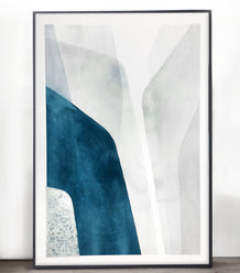 Stefan Gevers limited edition print - Waterfall