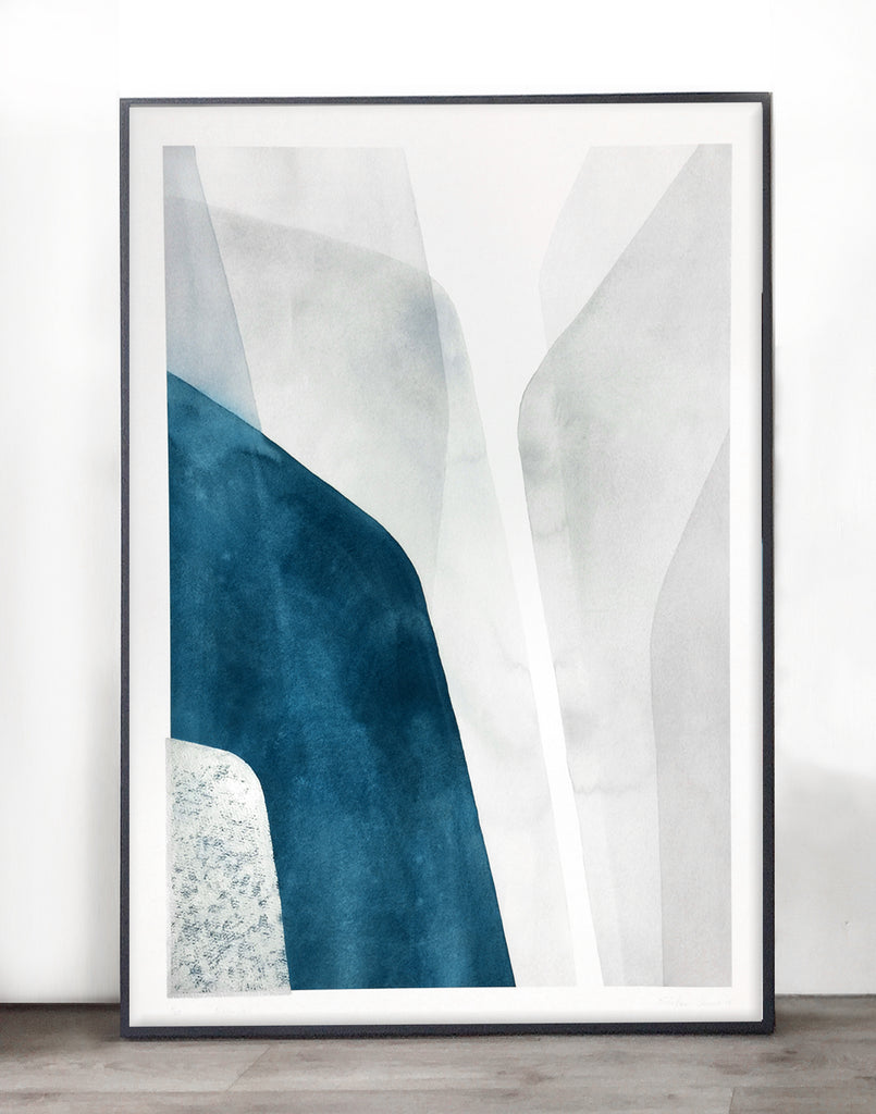 Stefan Gevers limited edition - Waterfall A1