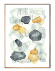 Stefan Gevers Limited Edition - Pebbles #1