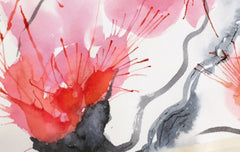 WATERCOLOUR CONTEMPORARY ART CLASS | TUESDAY 10AM - 12PM | 30 APRIL | 7 WEEKS