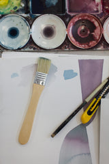 1 DAY CONTEMPORARY WATERCOLOUR WORKSHOP - 11 October POSTPONED