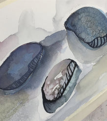 1 DAY CONTEMPORARY WATERCOLOUR WORKSHOP - 11 October
