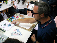 WATERCOLOUR CONTEMPORARY ART CLASS | MONDAY 7PM | 29 April | 7 WEEKS