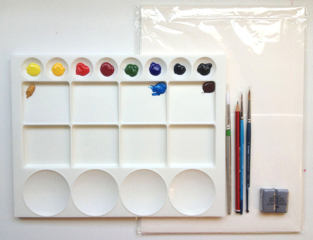 STARTER PACK | WATERCOLOUR | General use