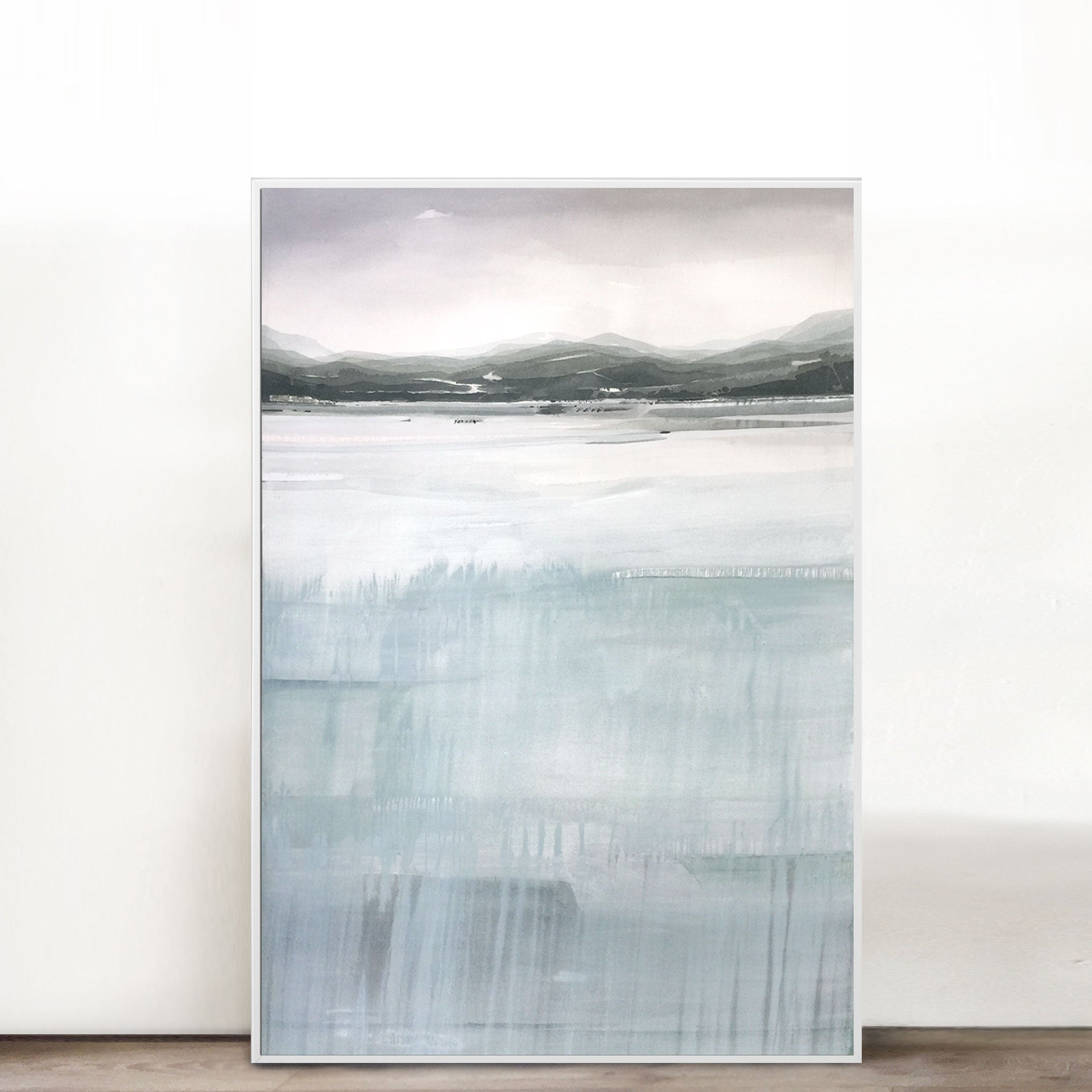 Stefan Gevers original artwork - After the Storm-SOLD- Commissions Available