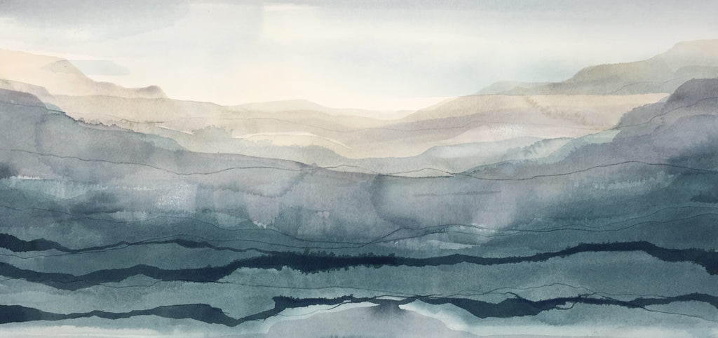 WATERCOLOUR LANDSCAPE WORKSHOP | SUNDAY 10 November | 10-4