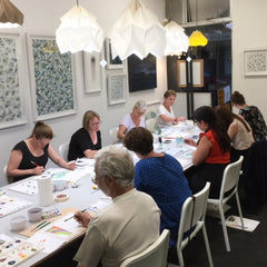 GIFT CERTIFICATE | WATERCOLOUR CLASSES & WORKSHOPS