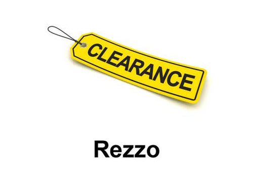 Outlet Sale!: Rezzo
