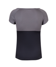 Laden Sie das Bild in den Galerie-Viewer, Play Cap Sleeve Top schwarz
