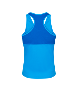Play Tank Top Blue Aster