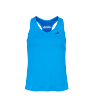 Laden Sie das Bild in den Galerie-Viewer, Play Tank Top Blue Aster