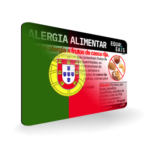 Tree Nut Allergy in Portugal