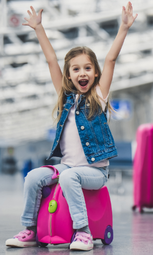 Plane Travel with Food Allergies