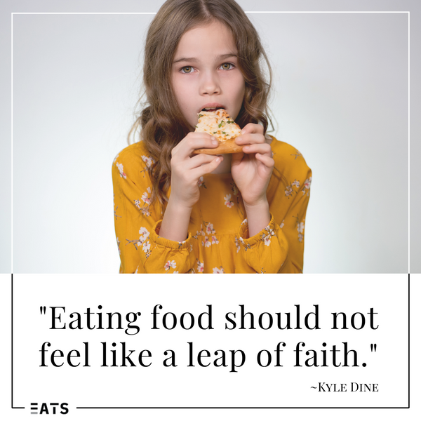 Leap of Faith Dining with Food Allergies