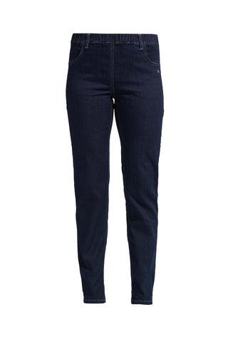 KELLY REGULAR JEANS, DARK DEMIN - Butik VIVI