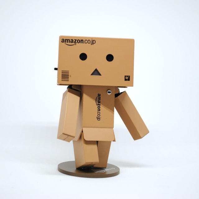 Amazon Karton face