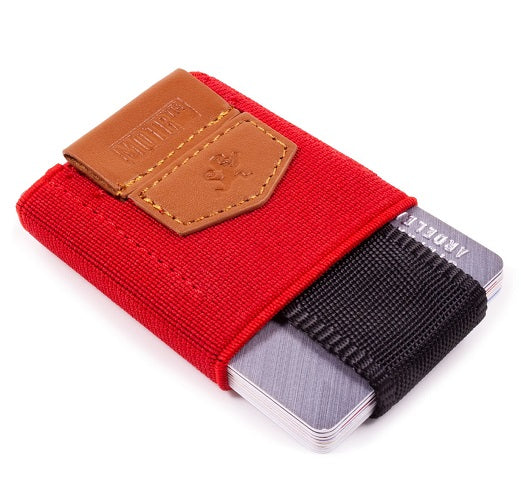 "Slim Wallet ""Pull-Tab"" 
