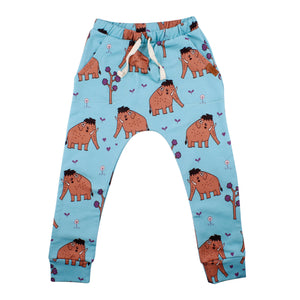 Walkiddy - Baggy Pants - Pretty Mammoth