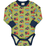 Maxomorra - Long Sleeve Body - Colourful Cars
