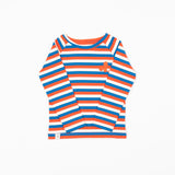 Alba - All You Need Tee - Snorkel Fun Stripes
