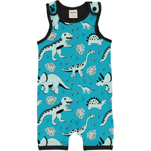 Meyadey - Short Playsuit - Dino Forest
