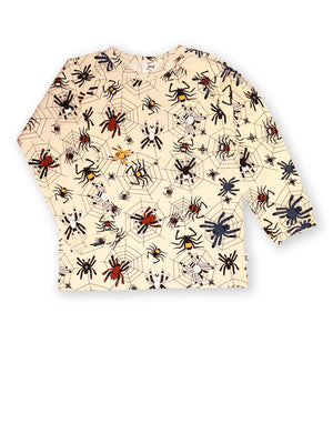 JNY - Long Sleeve Tshirt - Happy Spider