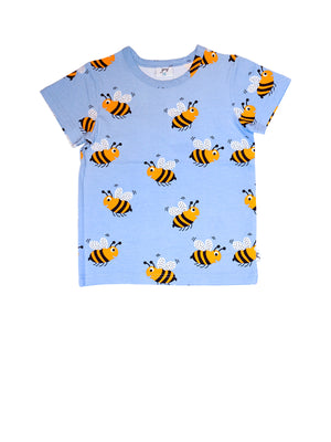 JNY - Short Sleeve Tshirt - Bumble Bee