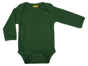 MTAF - Long Sleeve Bodysuit - Very Dark Green
