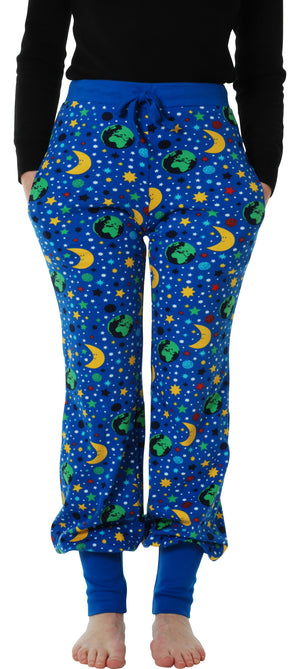 DUNS - ADULT Baggy Pants - Mother Earth Blue
