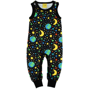 DUNS - Dungarees - Mother Earth Black