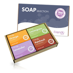 Friendly Soap Selection