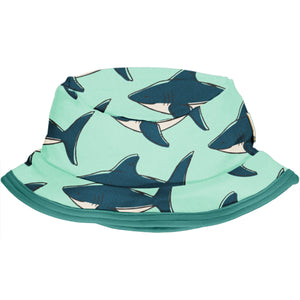 MAXOMORRA - SUN HAT - SHARK