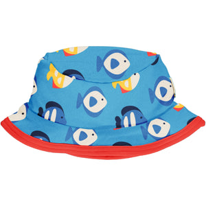 MAXOMORRA - SUN HAT - TROPICAL AQUARIUM