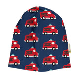 Maxomorra - Hat Velour - Fire Truck