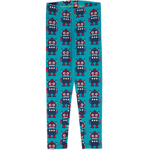 MAXOMORRA - LEGGINGS - CLASSIC ROBOT
