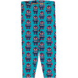 MAXOMORRA - LEGGINGS CROPPED - CLASSIC ROBOT