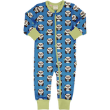Maxomorra - Rompersuit Long Sleeve - Playful Panda
