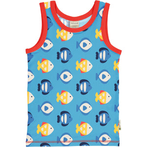 MAXOMORRA - TANKTOP - TROPICAL AQUARIUM