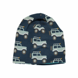 Maxomorra - Beanie Hat Velour - Jeep Adventure