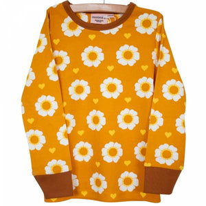 Moromini - Long Sleeve Sweater - 70's Flower