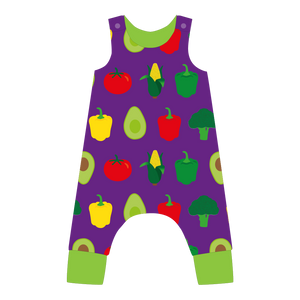 Pikolo - Lined Dungarees - Five A Day
