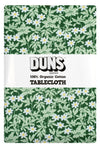 DUNS- Table Cloth - Wood Anemone Green