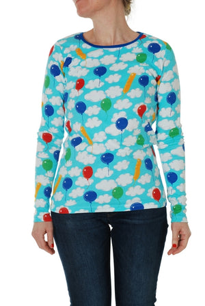 DUNS - ADULT Long Sleeve Top - A Cloudy Day